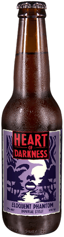 Heart of Darkness Eloquent Phantom Imperial Stout - 330ml - 11%