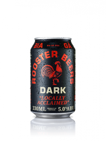 Rooster Dark - 330ml - 5%