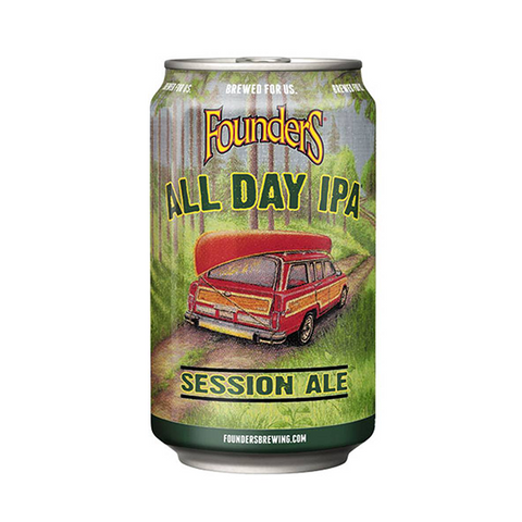 Founders All Day IPA (Can) - 355ml - 4.7%