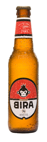 Bira 91 White Wheat - 330ml - 4.7%