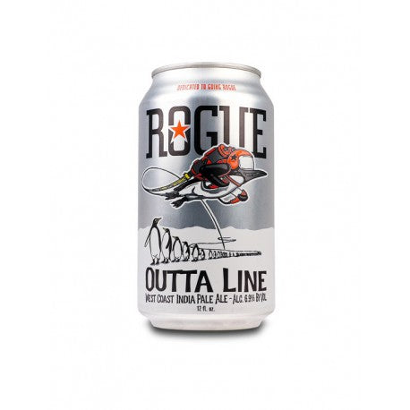 Rogue Outta Line - 355ml - 6.9%