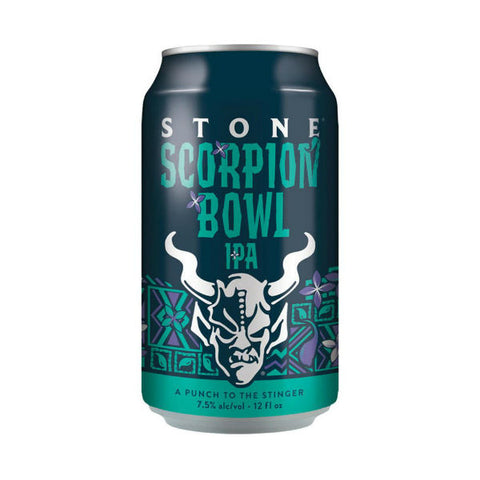 Stone Scorpion Bowl IPA (Can) - 355ml - 7.5%
