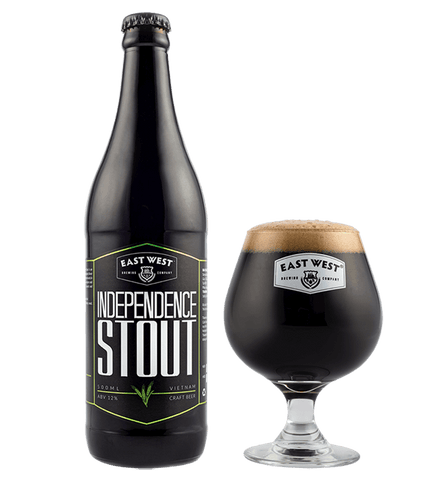 East West Independence Stout - 500ml - 12%