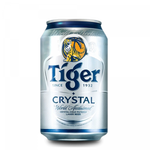 Tiger Crystal - 330ml - 4.6%