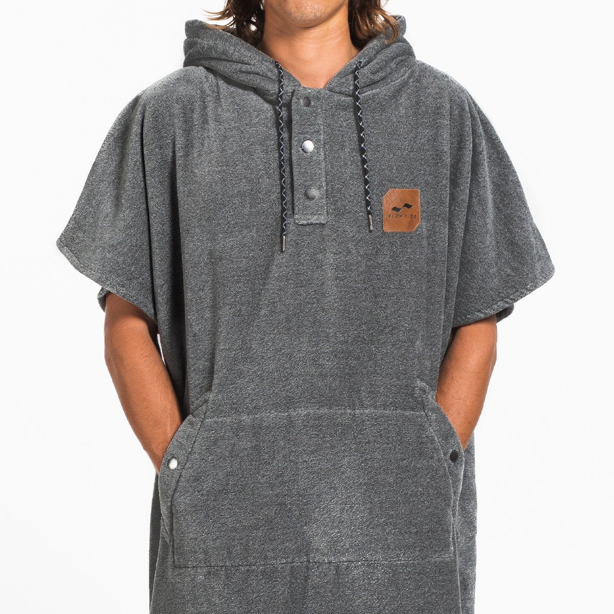 The Digs Changing Poncho L/XL