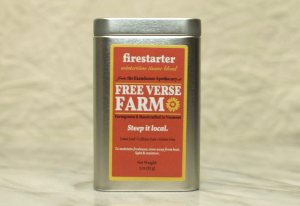 Firestarter Loose Leaf Tea Blend