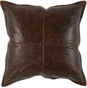 Anik Leather Pillows