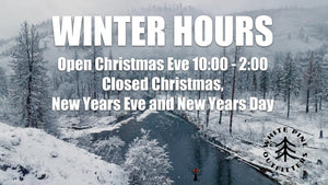 Holiday & Special Winter Hours