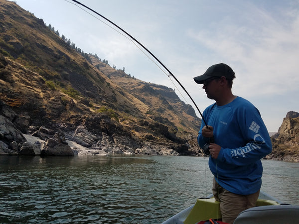 1-Day Salmon River Canyon Guided Smallmouth Bass Fishing Trip