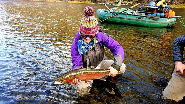 3-Day Salmon River Canyons Guided Steelhead Fishing Trip