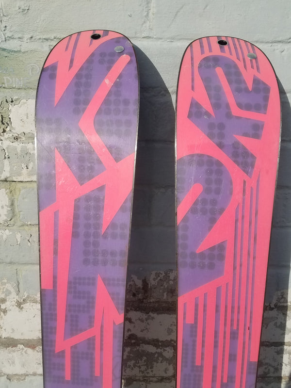 K2 Alpine Skis - Multi Color, 149 Cm