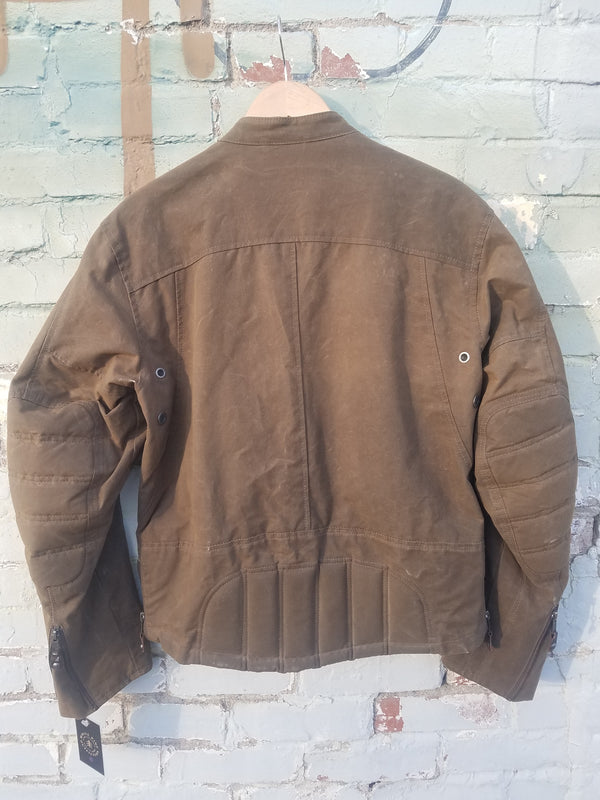 Roland Sands Design Jacket - Brown, M Large