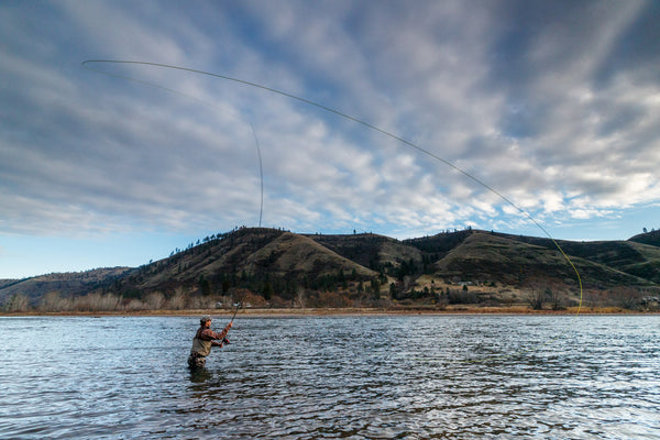 1-Day Salmon River Canyon Guided Steelhead Fishing Trip
