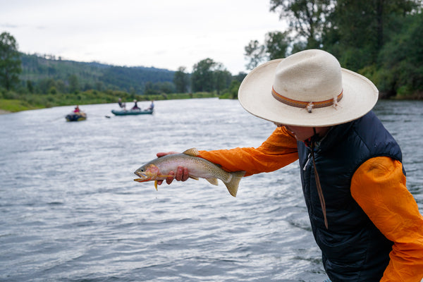 2-Day - 1-Night - St. Joe River Guided Fly Fishing Trip