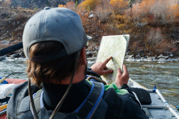 5-Day Salmon River Canyons Guided Steelhead Fishing Trip