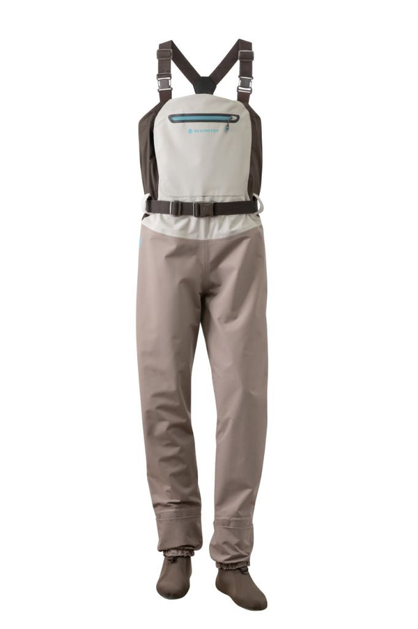 Redington Waders - Feather Gray, W Small