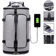 USB Anti-theft Gym backpack Bags