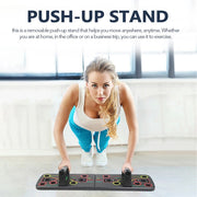 Household Push Up Rack
