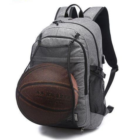 Men's Sports Gym Bags Basketball