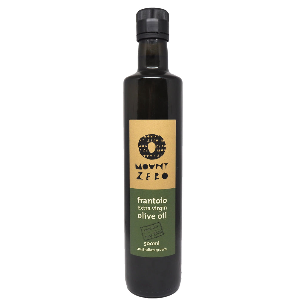 Mount Zero Frantoio - Single Variety Extra Virgin Olive Oil 2020 Pressing