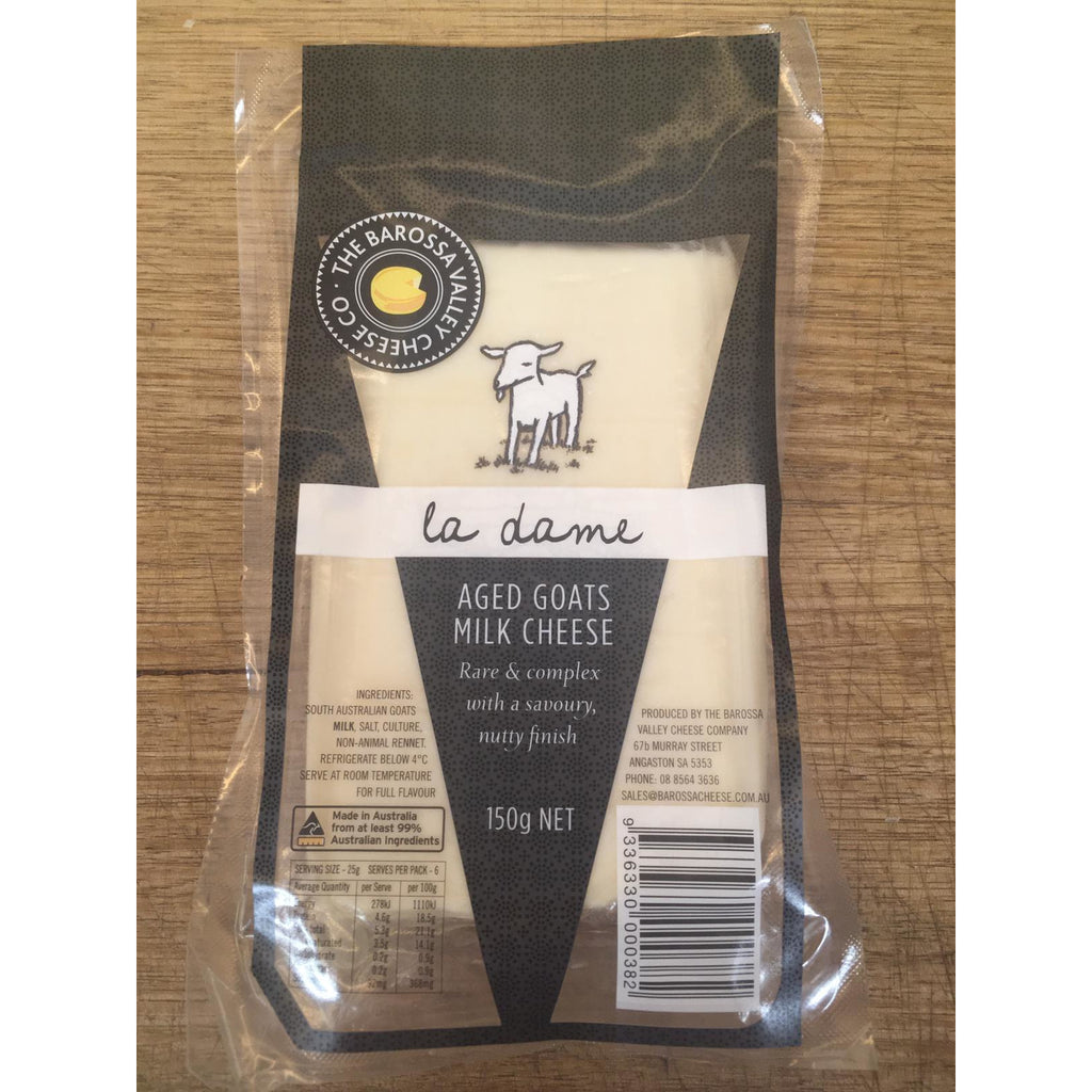 BAROSSA VALLEY LA DAME CHEESE 150GR