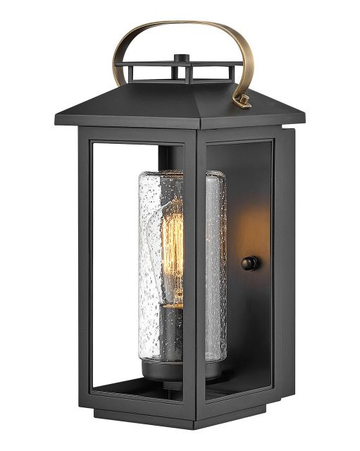 Hinkley Atwater 1160BK Coastal Elements Collection Lantern