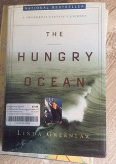 The Hungry Ocean Book