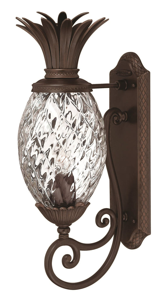 Hinkley 2220-CB Plantation Tropical Outdoor Wall Sconce - 22 inches tall