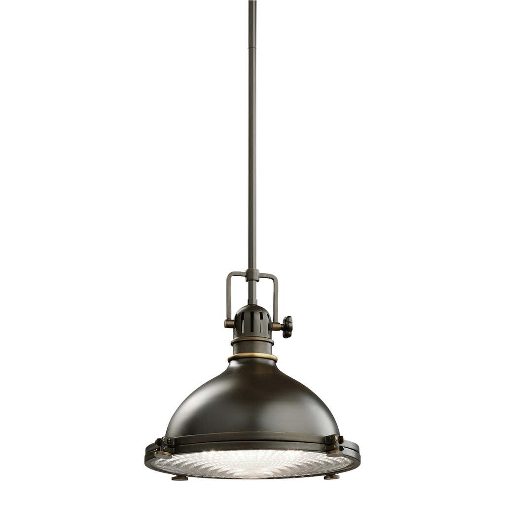 1 Light Pendant | Olde Bronze 2665OZ (Olde Bronze)
