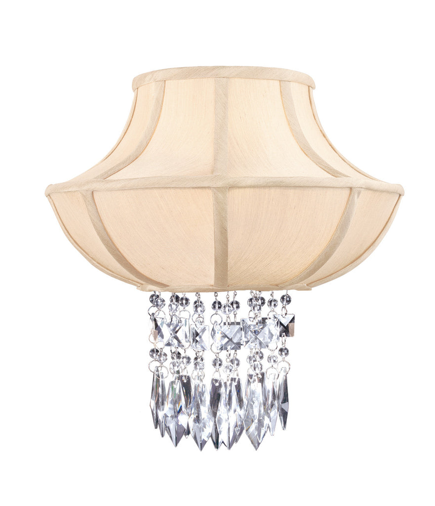 Corbett Lighting 70-12 Cascade 2lt Wall Sconce