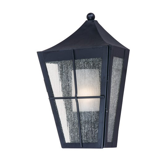 Maxim Lighting Revere 1-Light Outdoor Wall Lantern 85336CDFTBK