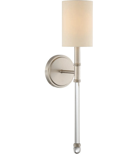 Savoy House 9-101-1-SN Fremont 1 Light 5 inch Satin Nickel Sconce Wall Light