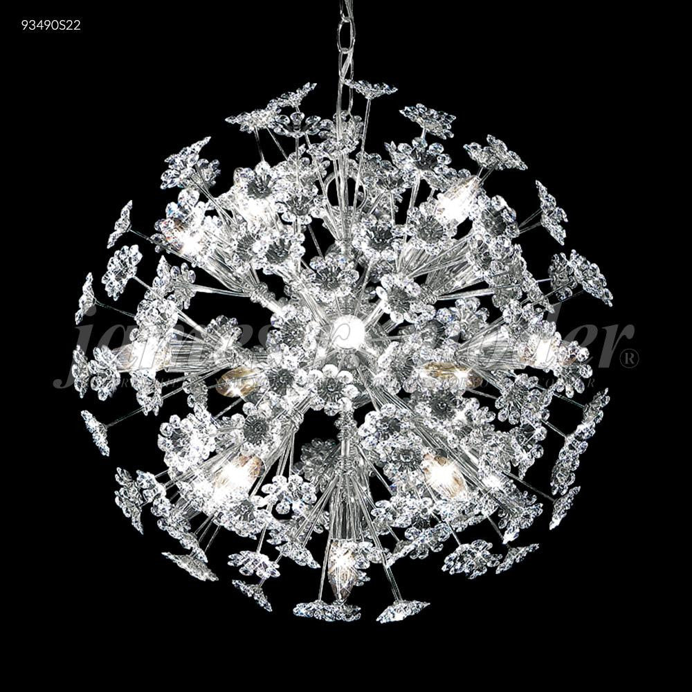 James R Moder 93490S22 - Ball Chandelier
