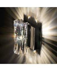 Swarovski Schonbek A9950 NR 700254 Verve 1 Light Halogen Wall Sconce