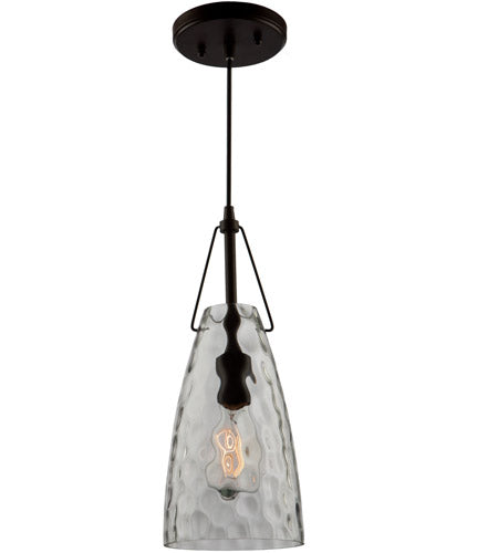 Artcraft CL15062OB Artisan 1 Light 6 inch Oil Rubbed Bronze Pendant Ceiling Light