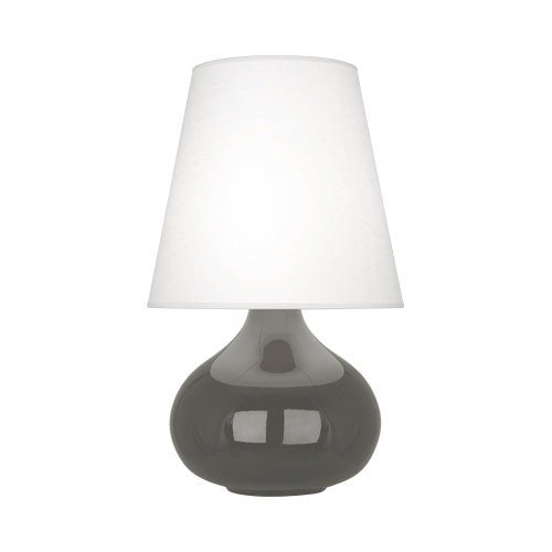 Robert Abbey Ash June Accent Lamp in Ash Glazed Ceramic CR93