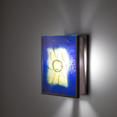FN 1 Baron 1 Light Wall Sconce by WPT Design
