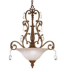 Savoy House Crystal Lustres Versailles Pendant in Brandy GZ-7-9609-3-49