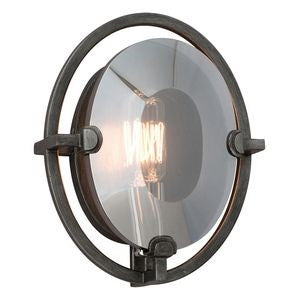 Troy Lighting Prism 1 Light Graphite Wall Sconce B2821