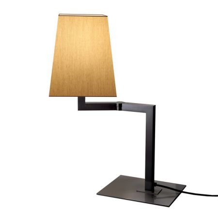 Contardi Quadra Desk TA ACAM.000536 Chrome Table Lamp