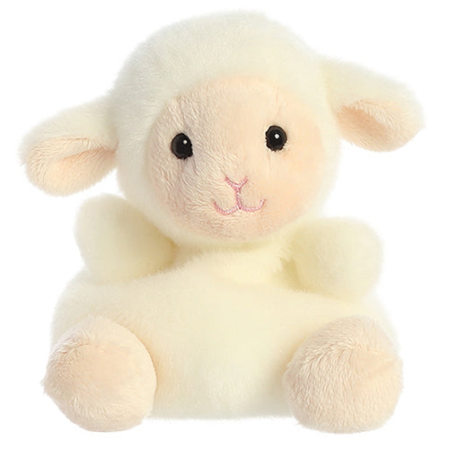 Woolly Lamb Palm Pal - 5 in