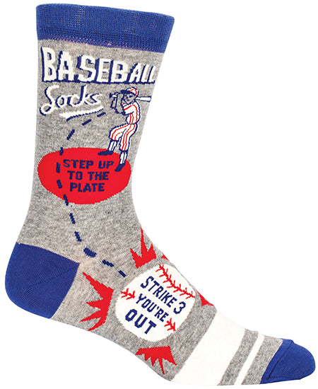 Baseball Men's Socks