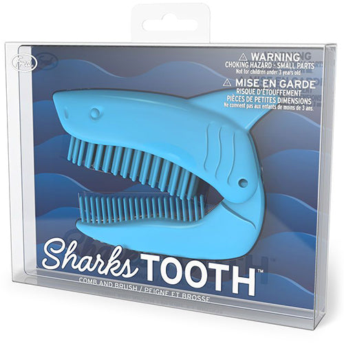 Sharks Tooth - Folding Comb & Brush