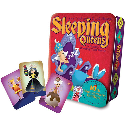 Sleeping Queens - 10th Anniversary Tin Card Game