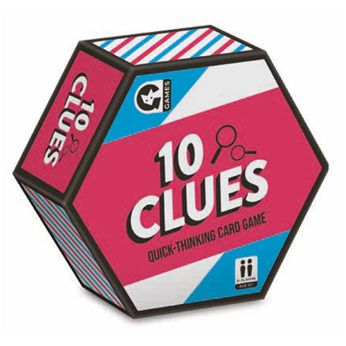 10 Clues - Fast Paced Trivia Game