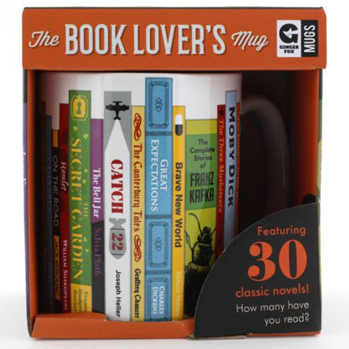 The Book Lovers Mug