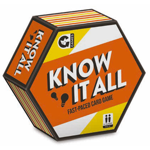 Know It All - Fast Paced Trivia Game
