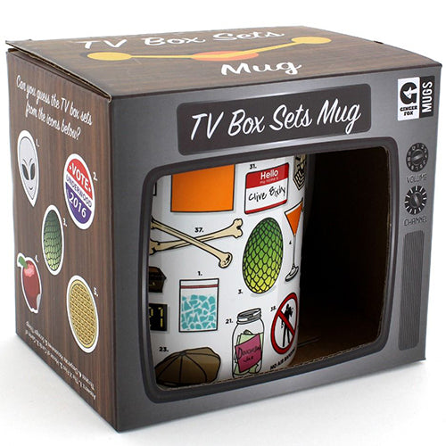 The TV Box Mug