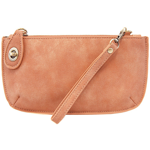 Lux Crossbody Wristlet Clutch - Coral Reef