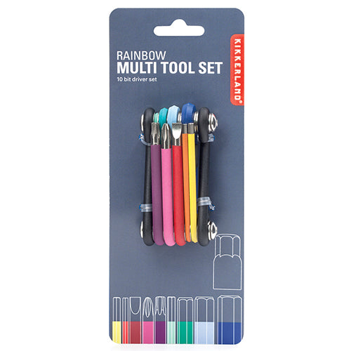Rainbow Multi Tool Kit